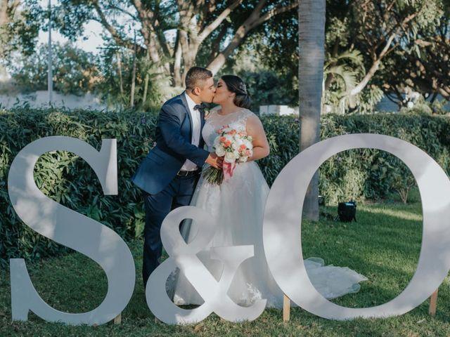 La boda de Stefany y Óscar en Zapopan, Jalisco 1