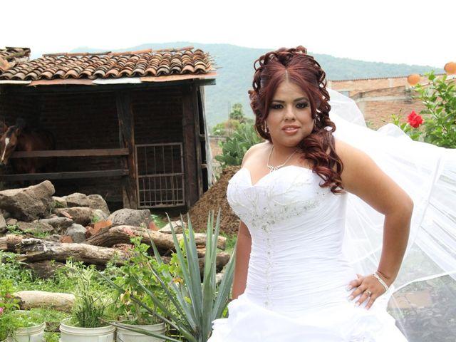 La boda de Robert y Elsa en Ocotlán, Jalisco 11