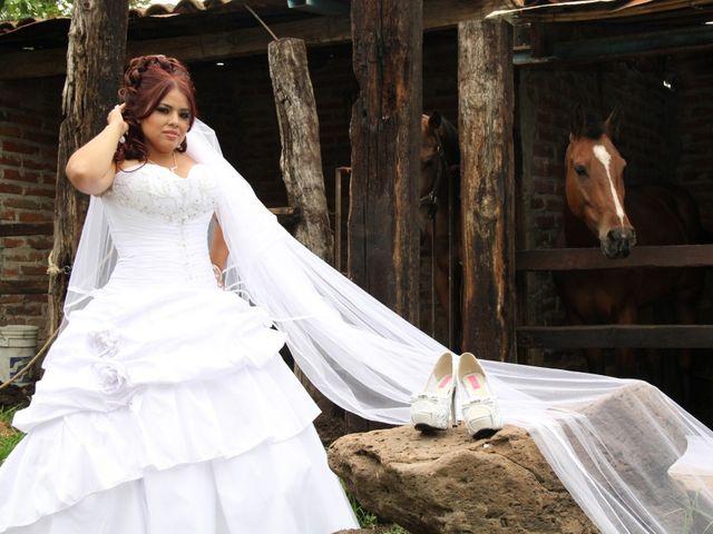La boda de Robert y Elsa en Ocotlán, Jalisco 12