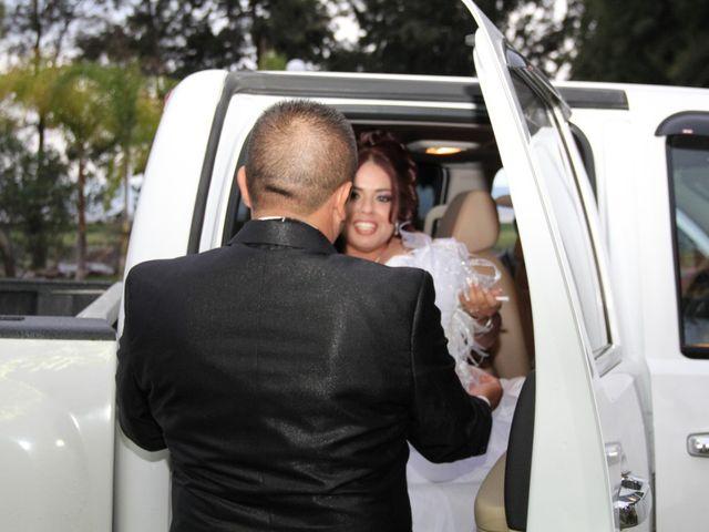 La boda de Robert y Elsa en Ocotlán, Jalisco 17