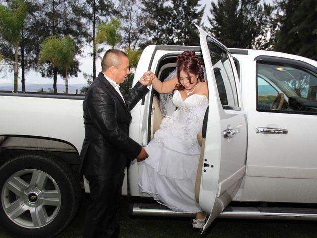 La boda de Robert y Elsa en Ocotlán, Jalisco 18