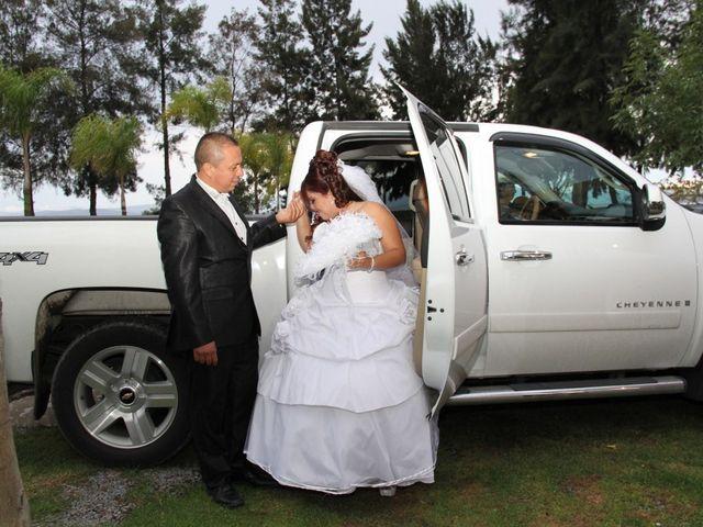 La boda de Robert y Elsa en Ocotlán, Jalisco 19