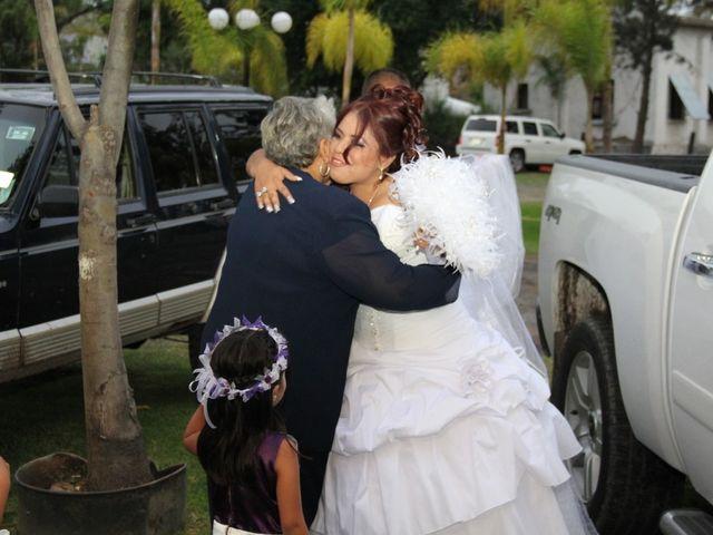 La boda de Robert y Elsa en Ocotlán, Jalisco 20