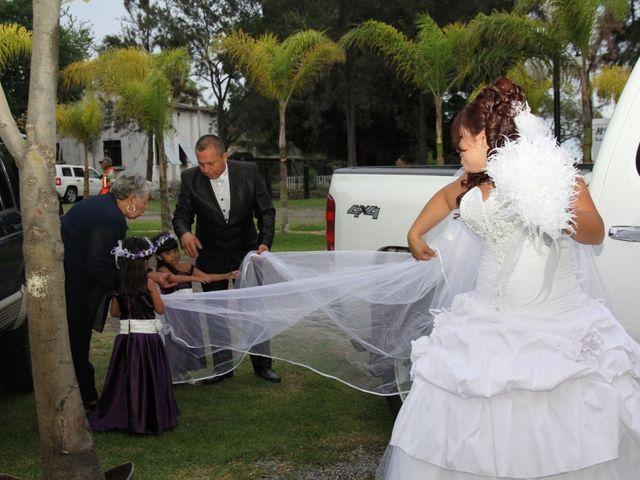 La boda de Robert y Elsa en Ocotlán, Jalisco 21
