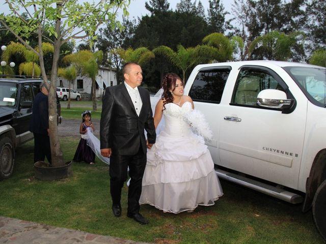 La boda de Robert y Elsa en Ocotlán, Jalisco 22