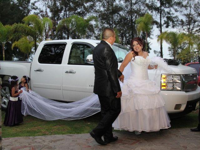 La boda de Robert y Elsa en Ocotlán, Jalisco 23