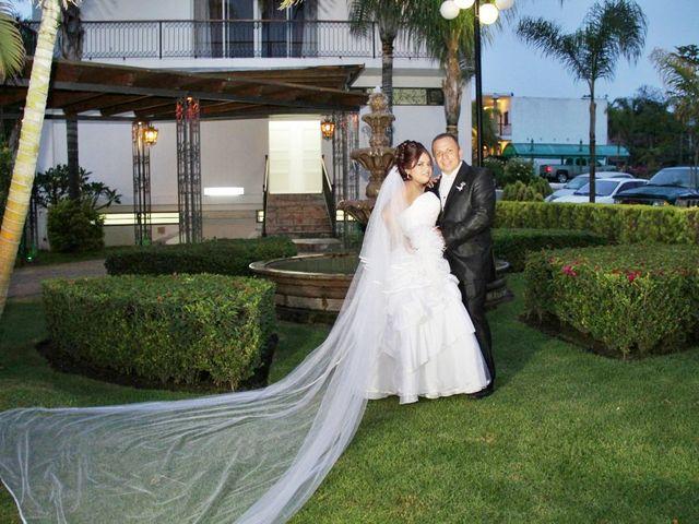 La boda de Robert y Elsa en Ocotlán, Jalisco 31
