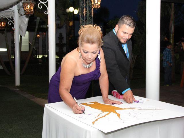 La boda de Robert y Elsa en Ocotlán, Jalisco 34