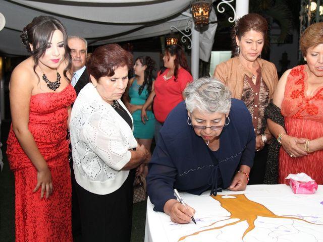 La boda de Robert y Elsa en Ocotlán, Jalisco 37