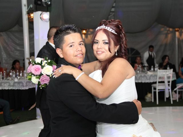 La boda de Robert y Elsa en Ocotlán, Jalisco 110