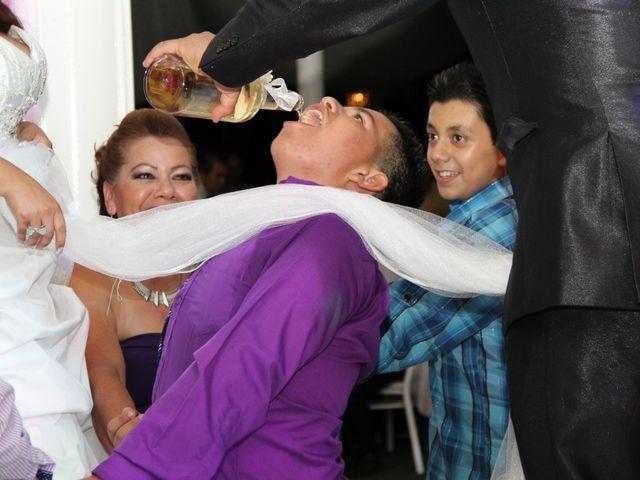 La boda de Robert y Elsa en Ocotlán, Jalisco 138