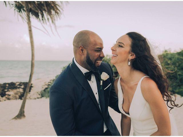 La boda de Sarah y Ikenna