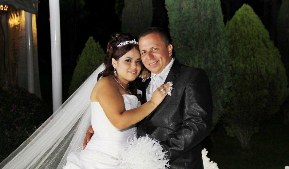 La boda de Robert y Elsa en Ocotlán, Jalisco