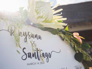La boda de Raysana y Santiago 3