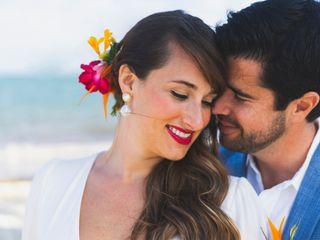 La boda de Raysana y Santiago