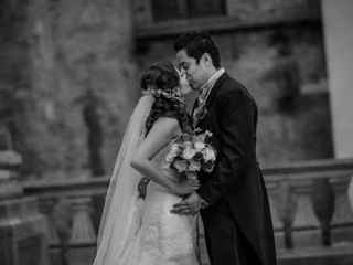 La boda de Pamela y José