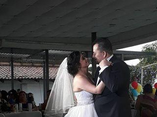 La boda de Erika y Oscar 2