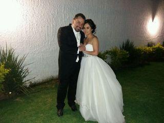 La boda de Erika y Oscar