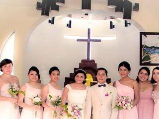 La boda de Georgina y Gabriel 1