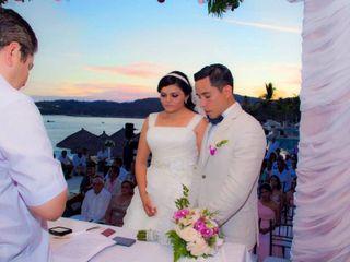 La boda de Georgina y Gabriel 2