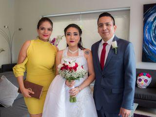 La boda de Paty y Samuel 3