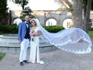 La boda de Iliana y Lorenzo