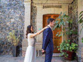 La boda de Andrea y Daniele 2