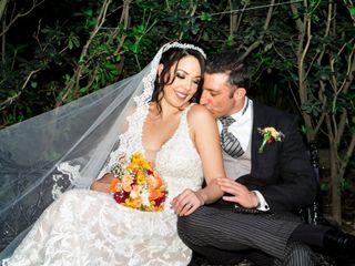La boda de Loraine y Alejandro