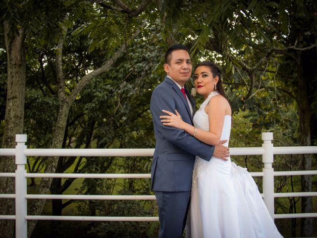 La boda de Paty y Samuel