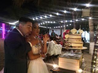 La boda de Zinnia  y José  1