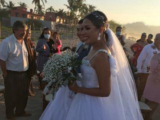 La boda de Zinnia  y José  2