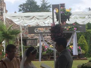 La boda de Gisselle y Emmanuel 2
