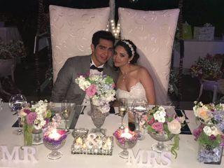 La boda de Gisselle y Emmanuel