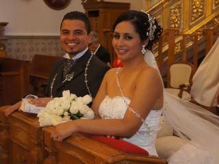 La boda de Fátima y Alejandro