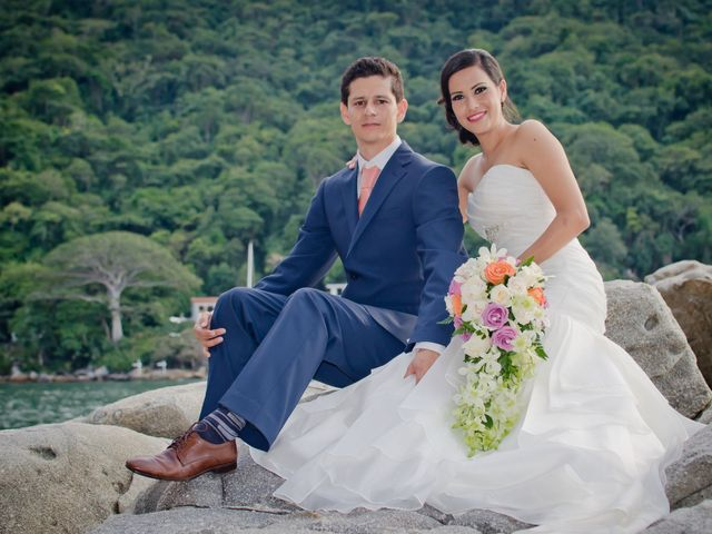 La boda de Gladys y Aldo