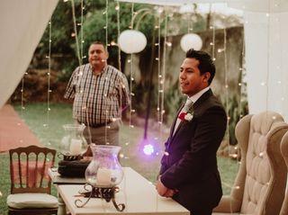 La boda de Elisa y Josué 3