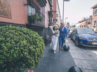 La boda de Danna y José Luis 1