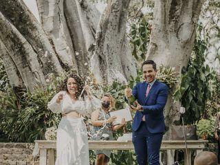 La boda de Danna y José Luis