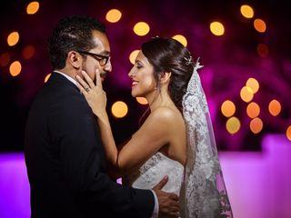 La boda de Ginette y Luis