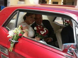 La boda de Eldy y Antonio