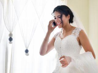 La boda de Jessica y César 2