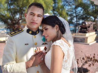 La boda de Jessica y César