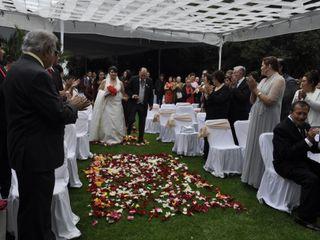 La boda de Magdiel y Mónica 1