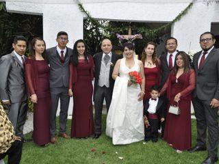 La boda de Magdiel y Mónica 2
