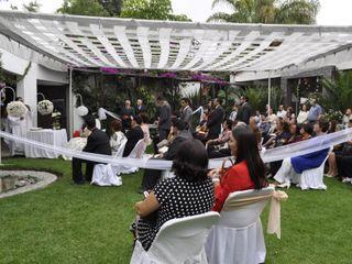 La boda de Magdiel y Mónica 3
