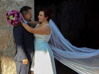 La boda de Michelle y Carlos