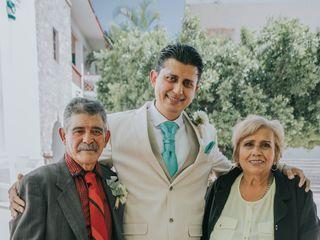 La boda de Dalia  y Pablo 1