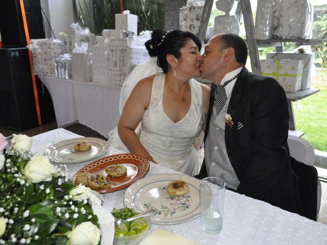 La boda de Magdiel y Mónica