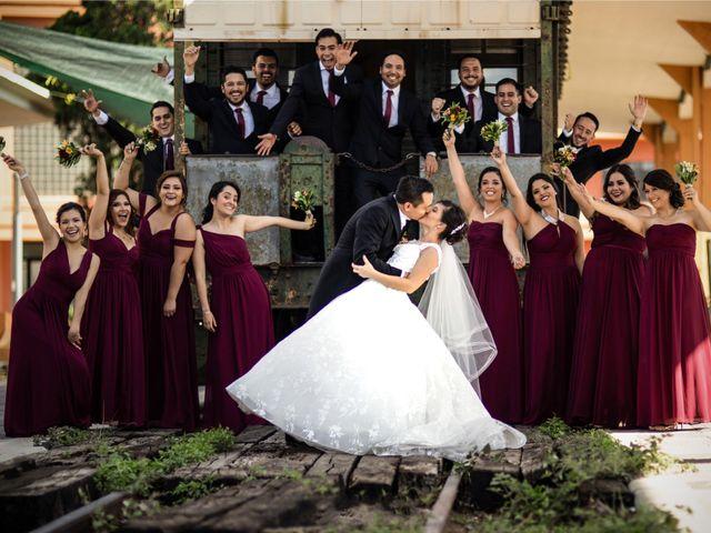 La boda de Lucero y Alex