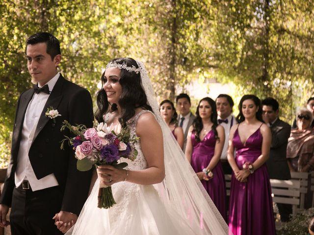 La boda de Mariella y Daniel